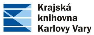 Logo Krajská knihovna Karlovy Vary